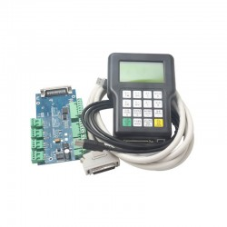 3 Axis 0501 DSP CNC Controller (Cloned 3 Axis RichAuto A11)