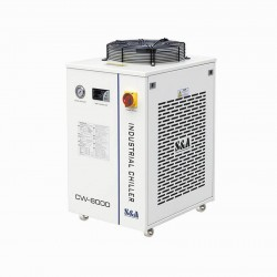 S&A CW6000 Industrial Refrigeration Water Chiller