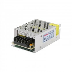 24V 1A Power Supply SMPS (Aluminum Cover)