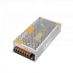 24V 5A Power Supply SMPS (Aluminum Cover)