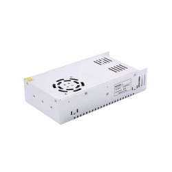 24V 20A Power Supply SMPS (Aluminum Cover - with Fan)