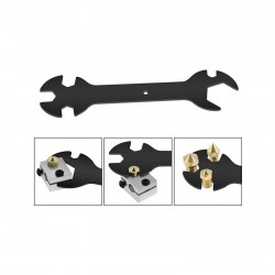 5 in 1 Nozzle Wrench Spanner for E3D MK8 MK10