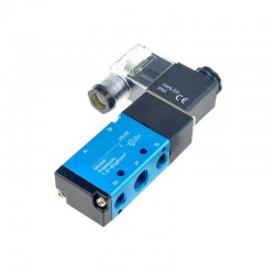5/2 Pneumatic Air Solenoid Valve DC 24V (5 Way 2 Position)