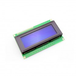 Character LCD Display (2004 20x4 20*4 Blue Screen)