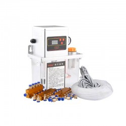 Automatic 1.5L Oil Pump Lubrication System Kit for CNC