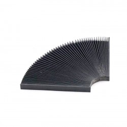 Custom Flexible Bellows Cover for CNC Machine