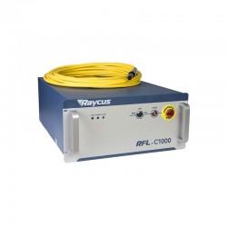 Raycus RFL-C1000 1000W Single Module CW Fiber Laser Generator Source 1064nm for Fiber Laser Cutting Machine