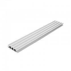 2080 T Slot Aluminium Extrusion Profile Silver 500mm