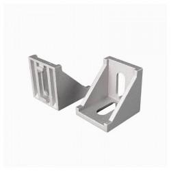 M6 Corner Angle Bracket (Long) for 30 Aluminium Extrusion