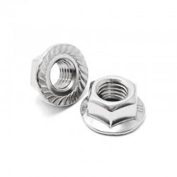 M6 Flange Nut for 30 Aluminium Extrusion