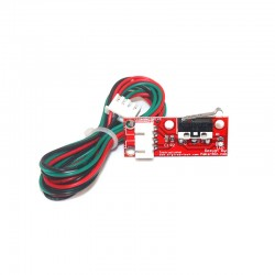 Red Limit Switch Module with 0.7m (RGK Color) Wire for 3D Printes and Mini CNC