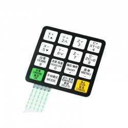 Keypad for RichAuto A11 3 Axis DSP CNC Controller