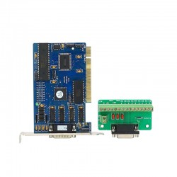 Cloned Weihong 3 Axis CNC Breakout Board for NC Studio