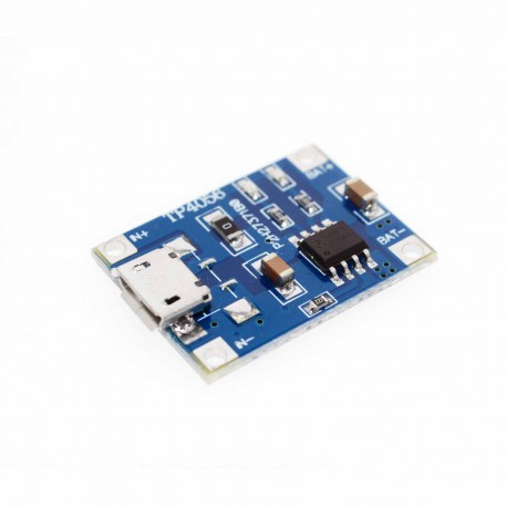 TP4056 Lithium Battery Module 1A Micro USB