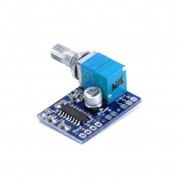 PAM8403 Mini Amp Digital Amplifier Board with Potentiometer