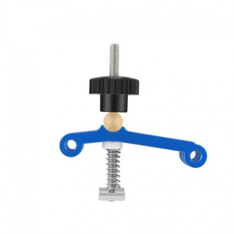 Aluminum Alloy Quick Acting T Slot Clamp for Industrial CNC Router Table (High Quality)