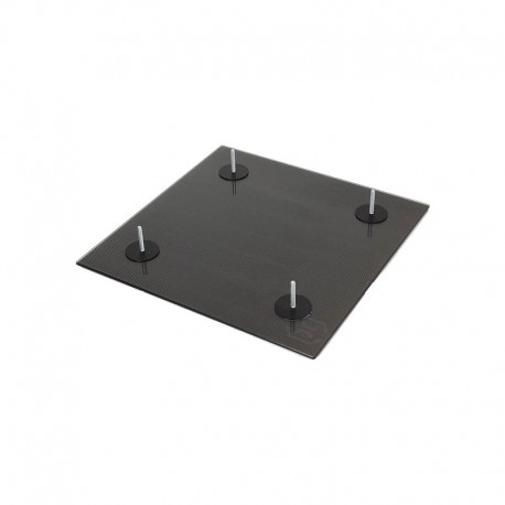 Artillery Tempered Glass Plate Bed with Screws for Sidewinder X1
