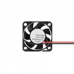 Creality Silent 4010 Axial Fan 40x40x10MM 24V (L1200mm Red-Black wire)