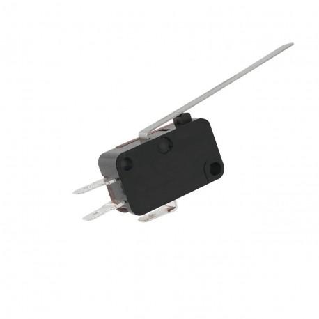 Limit Switch 16A 250V Long Lever 1E4 T125