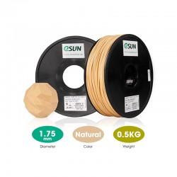 eSUN Wood PLA 3D Printer Filament 1.75mm 500g