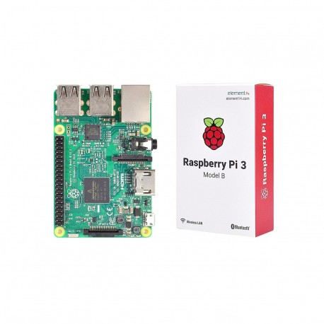 Raspberry Pi 3 Original (Element 14 Version)