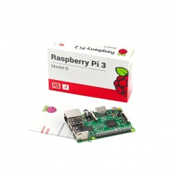 Raspberry Pi 3 Original (RS Version) (UK Version)