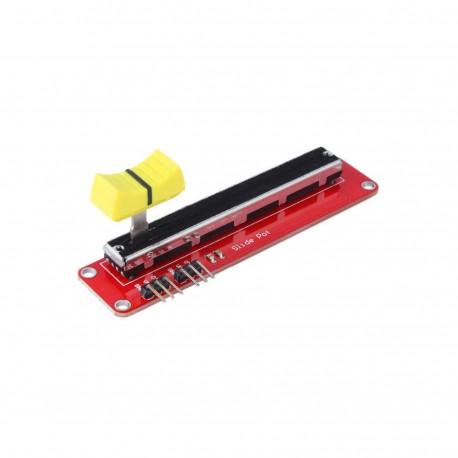 10K Sliding Slider Potentiometer Module