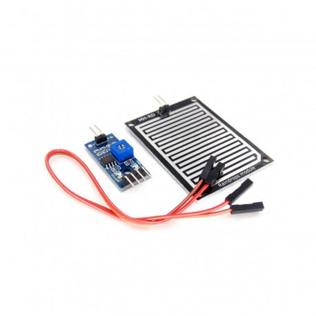 Rain Raindrops Snow Detection Sensor Module