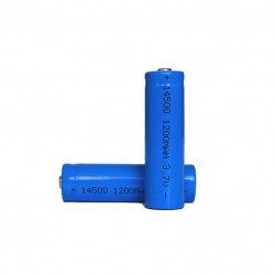 3.7V Li-ion 14500 Battery