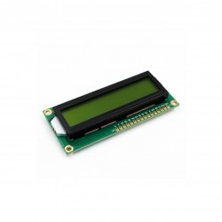 Character LCD Display (1602 16x2 16*2 Yellow / Green Screen)