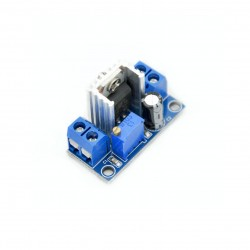 LM317 Step Down Adjustable Converter Module DC-DC Power Supply Buck Converter (Screw terminal version)