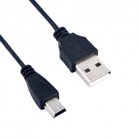 Mini USB Cable (for Arduino Nano) 12.5cm