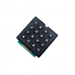 4x4 Matrix Keypad [Tactile]
