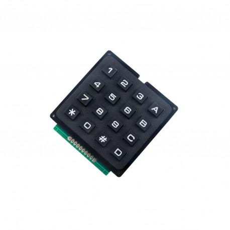 4x4 Matrix Keypad [Tactile]