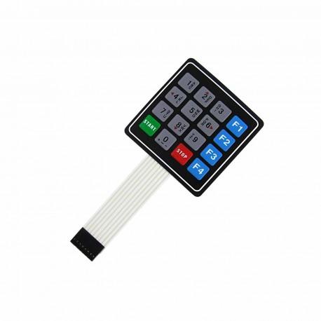 4x4 Universal Matrix Keypad