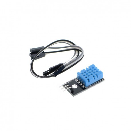 Temperature and Humidity Sensor DHT11 Module