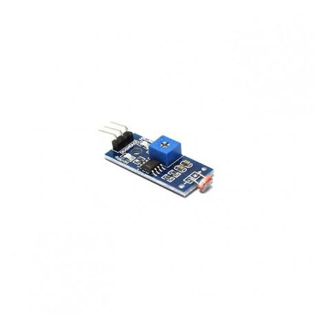 LDR Light Sensor Module (3 pin) - ZENIX Store