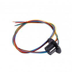 Slip Ring 12.5mm 300Rpm 6 Wires 2A 240V