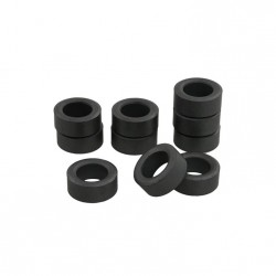 Toroid Ferrite Cores Ring 22x14x10mm