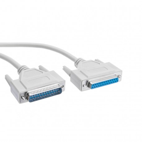 DB25 Male to Female Cable [for CNC Breakout Board]