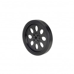 Servo Tire Wheel (Black)