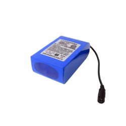 12V 2000mAh Lithium-ion Li-ion Rechargeable Battery