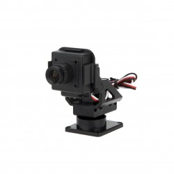 9g SG90 PTZ Servo Bracket Kit (Pan Tilt Zoom Anti-Vibration Camera Platform Camera Mount)