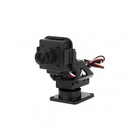 9G SG90 PTZ Servo Bracket Kit (Pan Tilt Zoom Anti-Vibration Camera Platform Camera Mount)