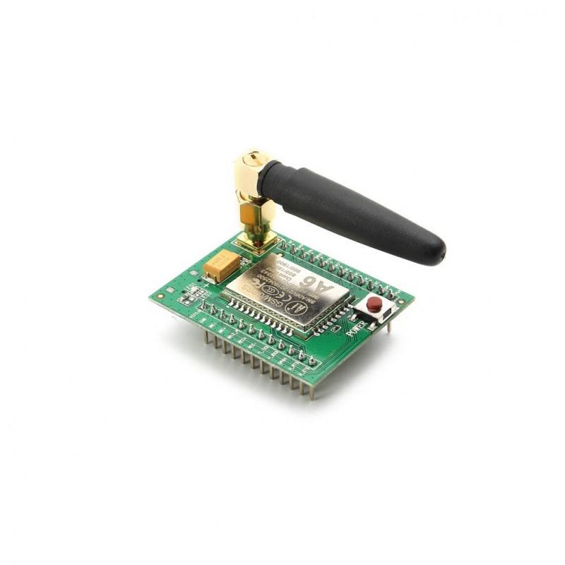 A6 GSM GPRS Module (USB port, Antenna) - ZENIX Store