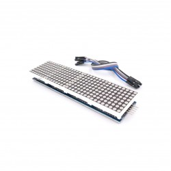 Dot Matrix Module 8x8 4 in 1 32x8 (MAX7219)