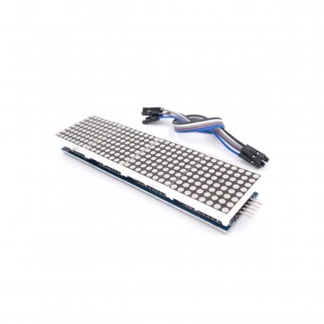 Dot Matrix Module 16x16 4 in 1 64x8 (MAX7219)