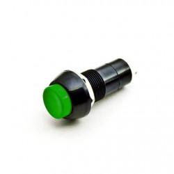 Push ON OFF Switch Button Green (Industrial)