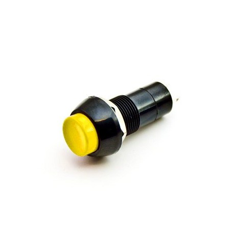 Push Button Yellow (Industrial)