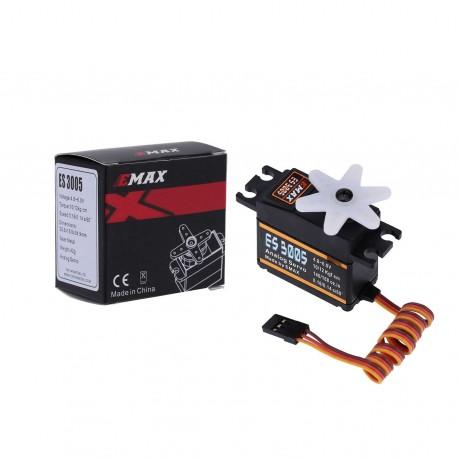 EMAX ES3005 Metal Analog Waterproof Servo [Original]